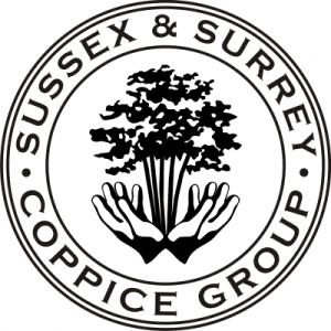 Sussex and Surrey Coppice Group logo