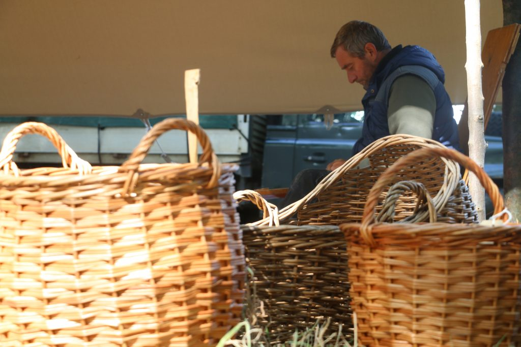 Basket making Course
