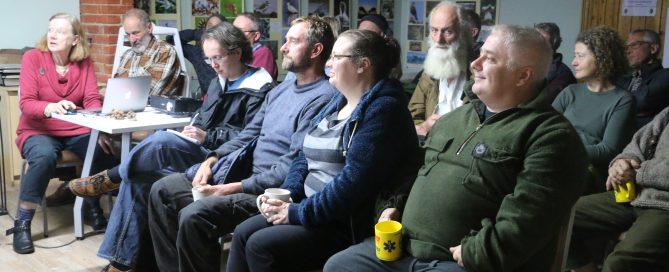 Cobnuts members meeting