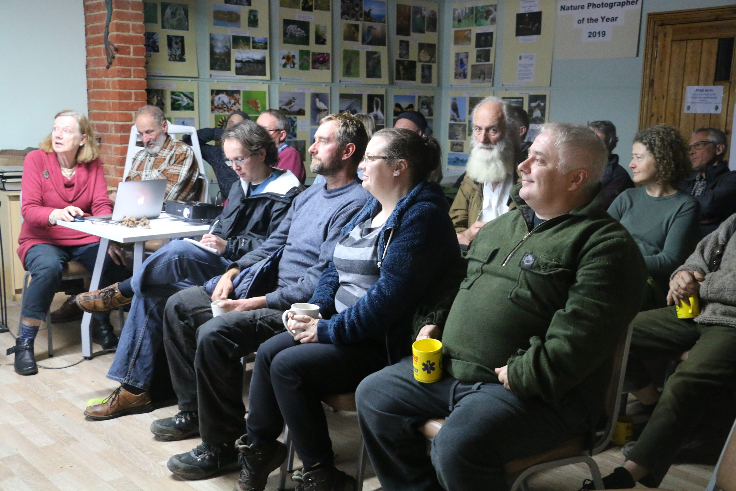 Cobnuts members meeting