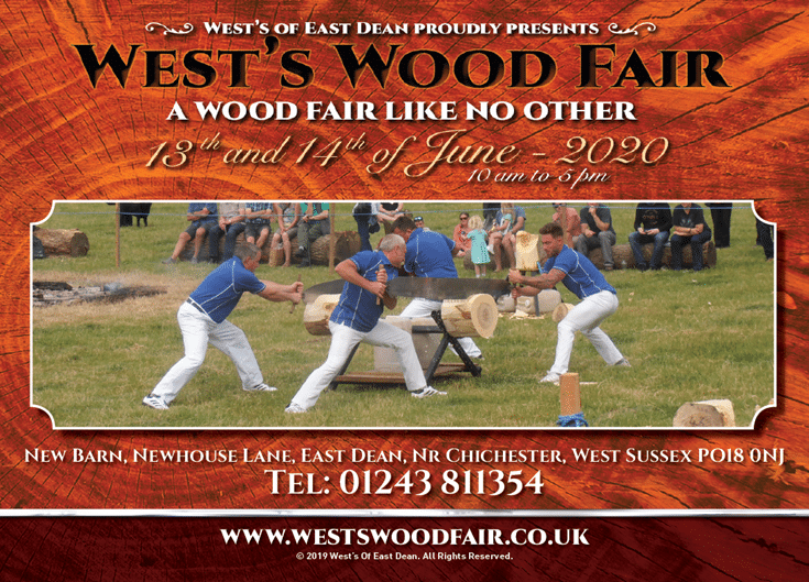 West's Wood Fair 2020