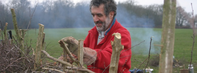 Hedgelaying course - SSCG
