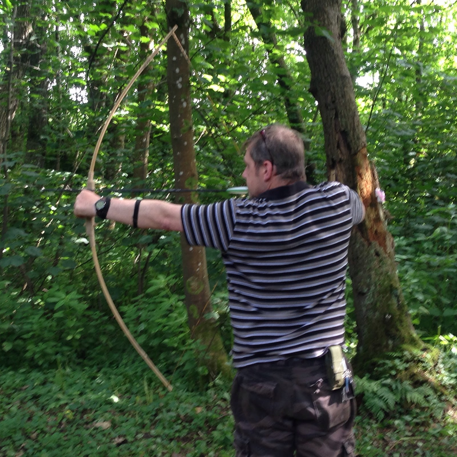 Introduction to Field Archery SSCG