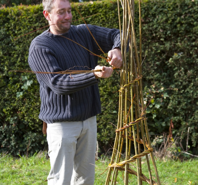 Willow garden structures course - SSCG