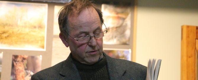 Clive Cobie at the SSCG talk