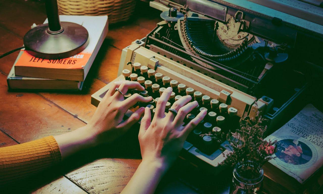 Typewriter SSCG