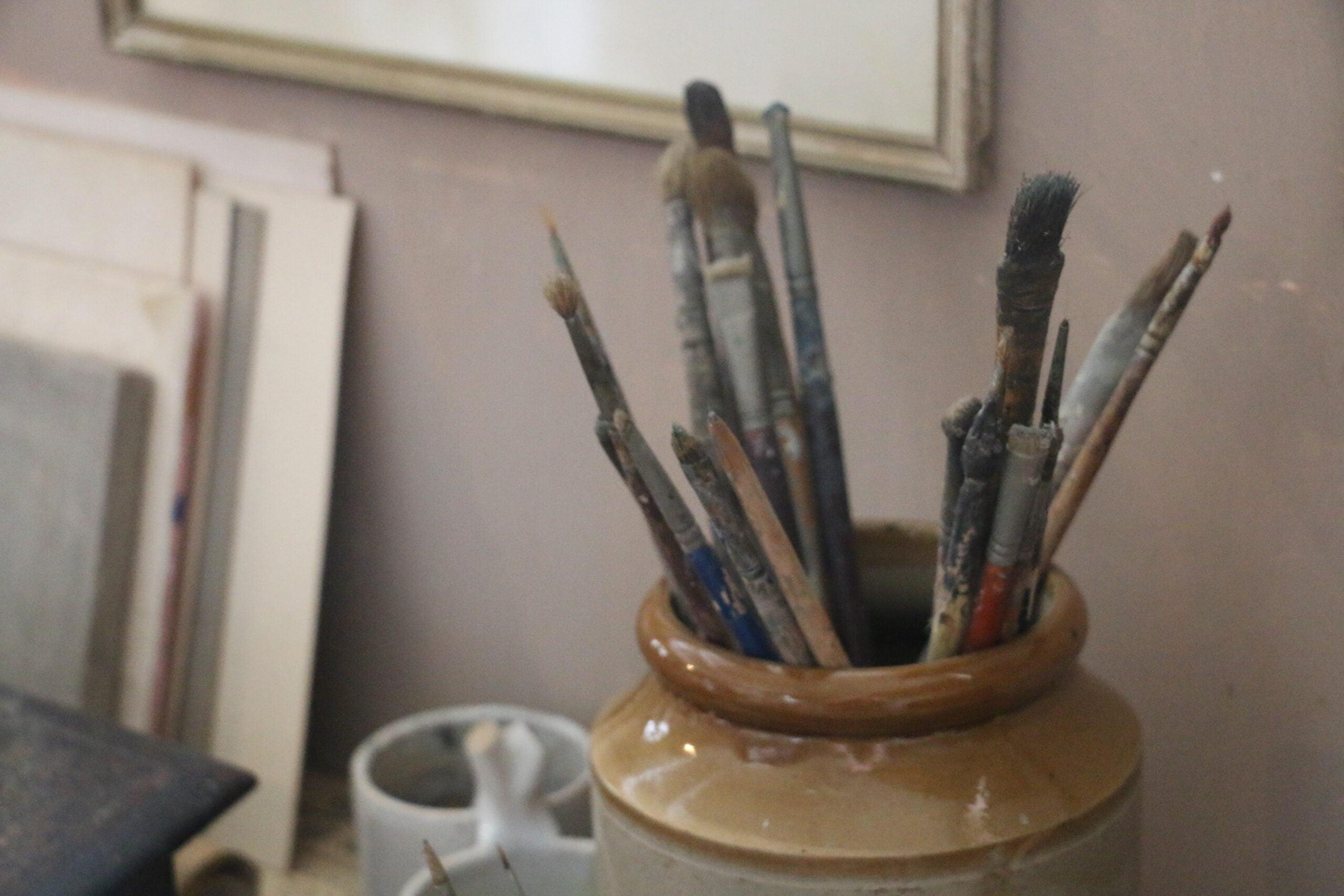 Brushes by Bob Iles