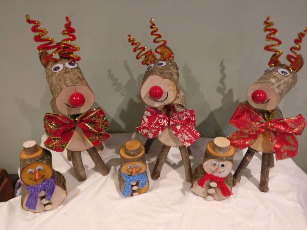 Andrew Mackenzie Reindeer